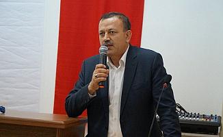 Bitlis Eren Üniversitesi Yeni Rektörü Prof. Dr. Necmettin Elmastaş Kimdir , Nerelidir?