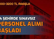 Bugün Yayımlandı: İŞKUR'dan 34 Şehre Personel Alımı Başladı