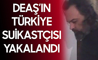 DEAŞ'ın Türkiye Suikastçısı Kıskıvrak Yakalandı