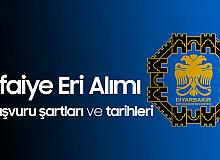 Diyarbakır Büyükşehir Belediyesi'ne 75 İtfaiye Eri Alımı Başvuruları Sürüyor
