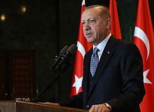 """Erdoğan'dan CHP'ye Kanal İstanbul Tepkisi: """"Onlara İnat Yapacağız"""""""