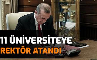 Erdoğan İmzaladı: İşte Yeni Rektör Atamaları 2021 (Rektör Atamaları Nasıl Yapılır?)