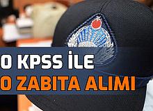 İpekyolu Belediyesi 60 KPSS ile 30 Zabıta Memuru Alımı Yapacak