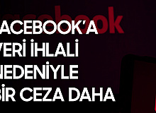 İtalya'dan Facebook'a 7 Milyon Euro Ceza