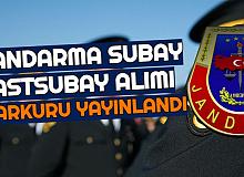 Jandarma Subay Astsubay Alımı Parkuru Yayınlandı: İşte Videosu