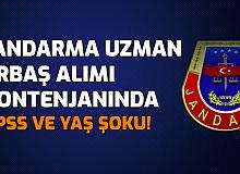 Jandarma Uzman Erbaş Alımı Sonuçları Kontenjanında KPSS ve Yaş Şoku!