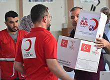Kızılay Malatya'ya İkamet Şartsız Personel Alımı Yapıyor