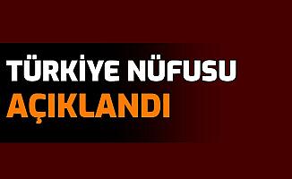 KPSS'de Çıkabilir: Türkiye'nin Nüfusu Açıklandı