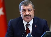 Sağlık Bakanı Fahrettin Koca'dan CHP Lideri Kılıçdaroğlu'na Teşekkür Mesajı