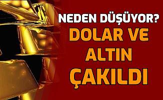 Son Dakika Haberler: Altın ve Dolar Fiyatları Düşüyor (Neden Düşüyor , Ne Kadar Düşer?)