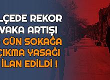 Son Dakika: Karaman Ermenek'te 5 Gün Sokağa Çıkma Yasağı İlan Edildi