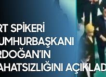 TRT Spikeri , Cumhurbaşkanı Erdoğan'ın Rahatsızlığını Açıkladı