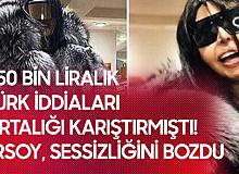 450 Bin Liralık Kürk İddiası Olay Olmuştu! Bülent Ersoy'dan Yanıt Geldi