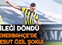 Bileği Döndü: Fenerbahçe'de Mesut Özil Şoku-İşte Son Durumu