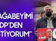CHP Genel Başkanı Kılıçdaroğlu'nun Kardeşi Celal Kılıçdaroğlu: Ağabeyimi HDP'den İstiyorum