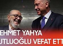 Cumhurbaşkanı Erdoğan'ın Öğretmenlerinden Mehmet Yahya Kutluoğlu Hayatını Kaybetti