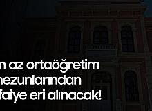 Edirne Belediye Başkanlığı'na En Az Ortaöğretim Mezunu İtfaiye Eri Alımı Yapılacak