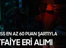 Edirne Belediyesi İtfaiye Eri Alımında KPSS 60 Puan Şartı Var! İşte Başvuru Tarihleri ve Diğer Şartlar...