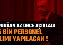 Erdoğan Az Önce Açıkladı: 15 Bin Personel Alımı Yapılacak (Ford Otosan İş Başvurusu Nasıl?)