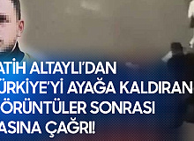 """Fatih Altaylı Sokak Ortasındaki Dehşet Verici Olayla İlgili Yazdı: """"Saklamayın Bunların Adını, 'İbrahip Zarap' Diye Yazın"""""""