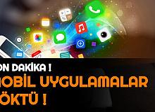 İnternette Sorun Var: Mobil Uygulamalar Sürekli Olarak Duruyor Hatası: İşte Çözümü