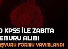 İpekyolu Belediyesi Zabıta Alımı Başvuru Formu Yayımlandı