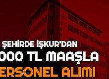 İŞKUR'da Yayımlandı: 30 Şehre Sınavsız Personel Alımı Başladı