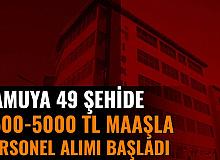 İŞKUR'da Yayımlandı: 49 Şehirde Kamuya KPSS'siz Personel Alımı Başladı