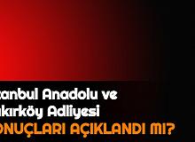 İstanbul Anadolu ve Bakırköy Adliyesi İKM, İcra Zabıt Katibi, Mübaşir Alımı Sonuçları Açıklandı mı? Adalet Bakanlığı CTE Personel Sonuçları 2021