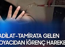 İstanbul'da İğrenç Olay! Evine Çağırdığı Ustadan Ahlaksız Teklif...