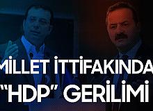 İYİ Parti Genel Başkan Yardımcısı Yavuz Ağıralioğlu'ndan Ekrem İmamoğlu'na 'HDP' Tepkisi