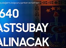 Jandarma'ya 1640 Astsubay Alımı Yapılacak! Başvuru Kılavuzu Yayımlandı