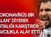 """""""Koronavirüs Yalan"""" Diyerek Ülkeyi Karıştıran Hildmann, Türkiye'ye Kaçtı"""