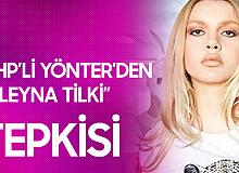 """MHP Genel Başkan Yardımcısı'ndan """"Aleyna Tilki"""" Tepkisi : Hak Etmiyoruz"""