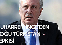 Muharrem İnce'den Doğu Türkistan Çıkışı: Çin ile Hangi Pazarlıklar Yapıldı?