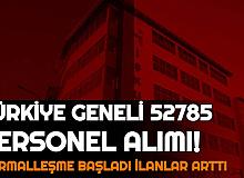 Normalleşme Sonrası İş İlanları Arttı: Türkiye Geneli 52 Bin Personel Alımı Başladı İşte E Sube İŞKUR Başvurusu