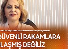 Prof. Esin Davutoğlu Şenol'dan Kademeli Normalleşme Mesajı : Güvenli Rakama Ulaşmış Değiliz...