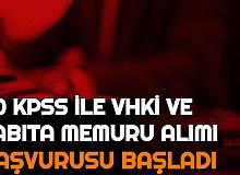 Şırnak Belediyesi VHKİ ve Zabıta Memuru Alımı Başvurusu Başladı