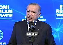 """Son Dakika Haberi: Cumhurbaşkanı Recep Tayyip Erdoğan Ekonomi Reformlarını Açıklıyor: """"İSRAFA TAHAMMÜLÜMÜZ YOK"""""""