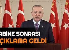 Son Dakika Haberler... Cumhurbaşkanı Erdoğan'dan Açıklama: Kabine Sonucu Sokağa Çıkma, Sınavlar İptal mi, Yasaklar Kısıtlamalar, Kahvehane, Kafe Restoranların Açılması