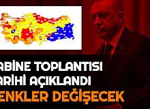 Türkiye Risk Haritası Değişiyor! İşte Kabine Toplantısı Tarihi