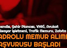 Van Büyükşehir Belediyesi Memur Alımı Başvurusu Başladı