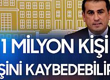 Zonguldak Milletvekili Demirtaş : 1 Milyon Kişi İşini Kaybedebilir