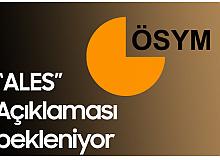 2 Mayıs'taki ALES Ertelendi Mi? Adaylar, ÖSYM'den Açıklama Bekliyor