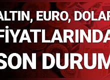 Altın, Dolar ve EURO Fiyatları Haftaya Artarak Başladı