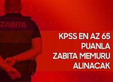 Altınbaşak Belediyesi'ne Zabıta Memuru Alınacak (KPSS En Az 65 Puan, Önlisans Mezuniyet Şartı)