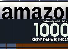 Amazon'dan 1000 Kişiye İş İmkanı