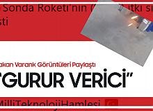 """Bakan Varank """"Mayıs"""" Ayını İşaret Etti! """"Sinop'tan Fırlatılacak"""""""