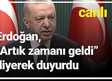Cumhurbaşkanı Erdoğan Açıkladı! (Yeni Korona Tedbirleri Belli oldu)