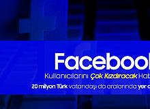 Facebook Kullanıcılarını Çok Kızdıracak Haber! 20 Milyon Kişinin Bilgileri Gitti...